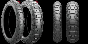 llantas para motocicleta Bridgestone battlax AX41