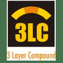 tecnologia 3LC+CAP&BASE llanta motocicleta bridgestone