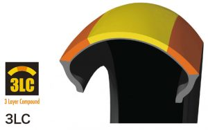tecnologia 3LC llantas motos bridgestone