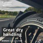 Battlax T32 - excelente manejo en seco